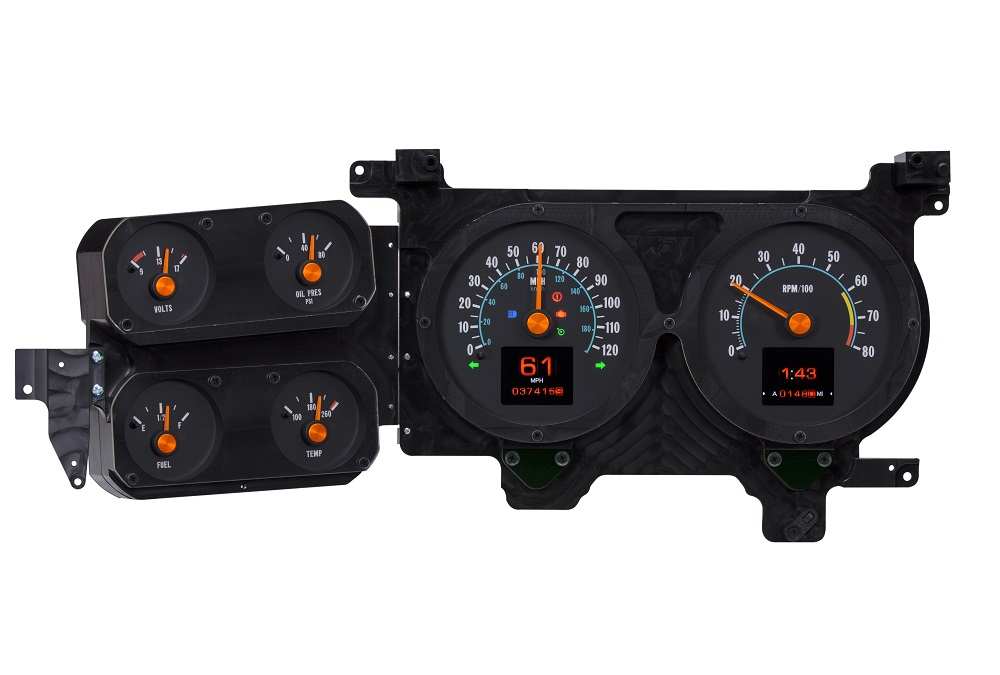 RTX-76C-PU-X Indicators On
