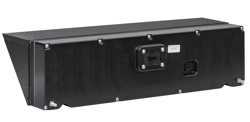 RTX-77C-CAP-X Back of System
