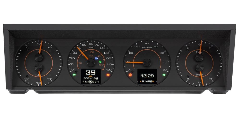 RTX-77C-CAP-X Indicators On Daytime