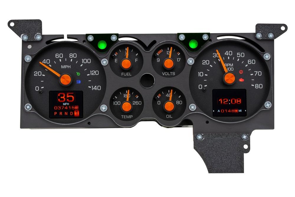 RTX-78C-MC-X Indicators On