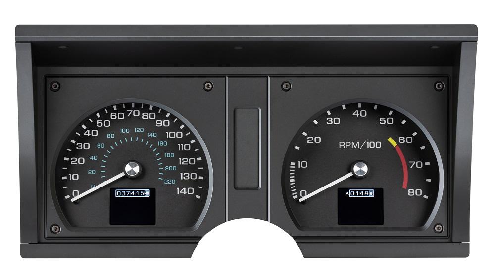 RTX-78C-VET-X Entry Odometer