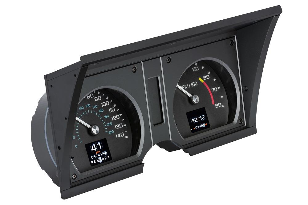 RTX-78C-VET-X Speed Gauge Side View