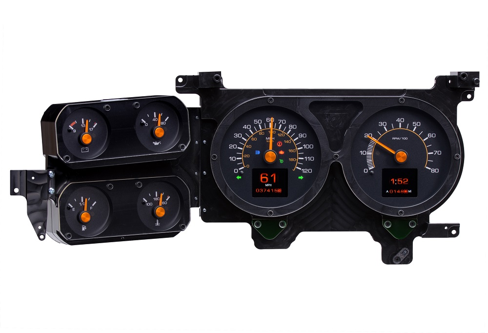 RTX-79C-PU-X Indicators On