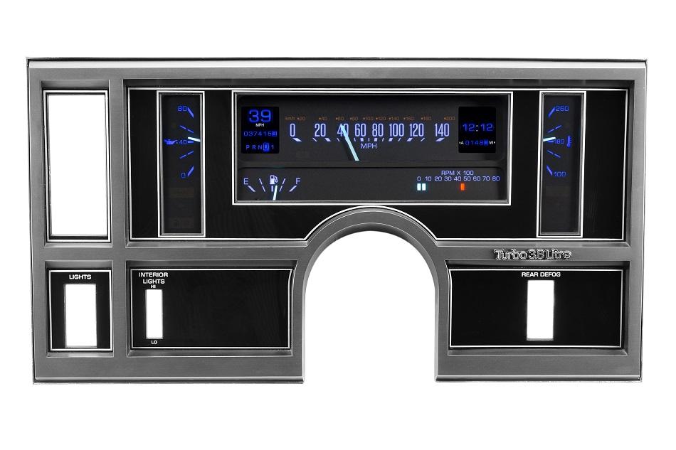 RTX-84B-REG Steel Blue Theme