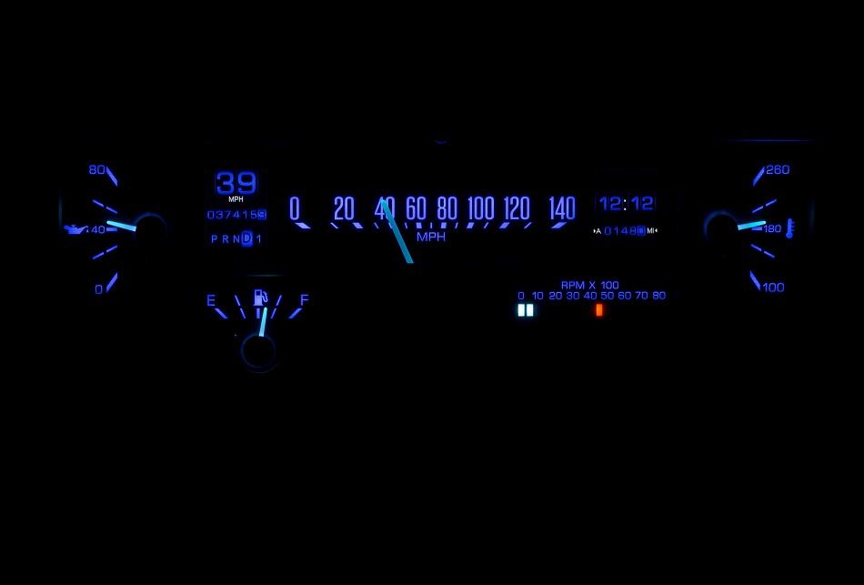 RTX-84B-REG-X Steel Blue Night