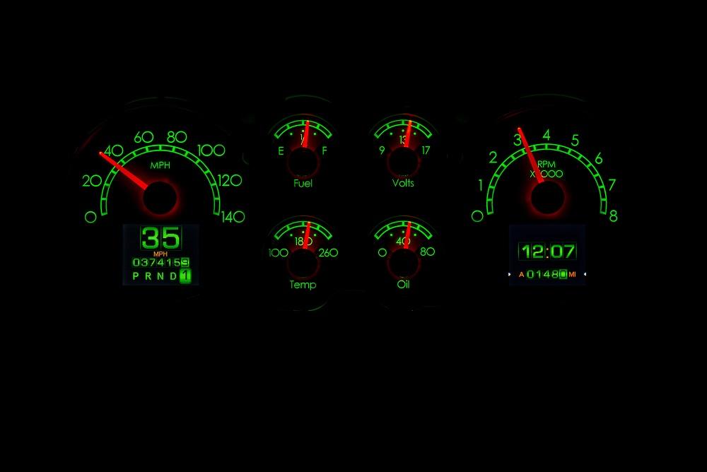 RTX-86C-MC-X Emerald Night
