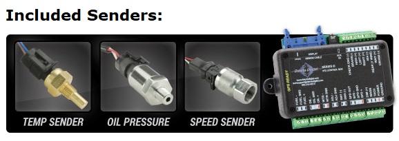 VFD3 Included Sensors