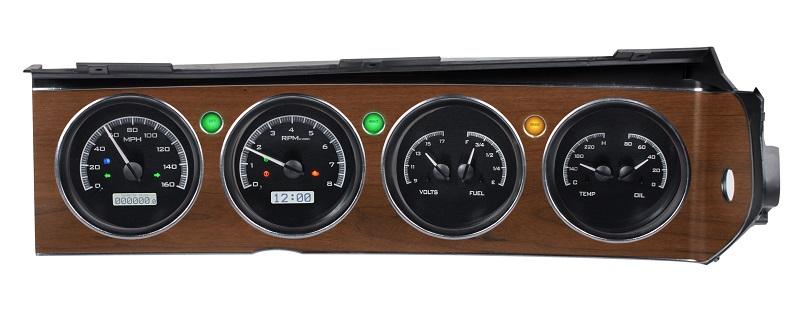 Dakota Digital 70 74 Challenger Cuda With Rallye Dash