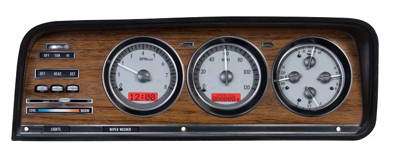 Dakota Digital 84 85 Jeep Grand Wagoneer Analog Dash Gauges System