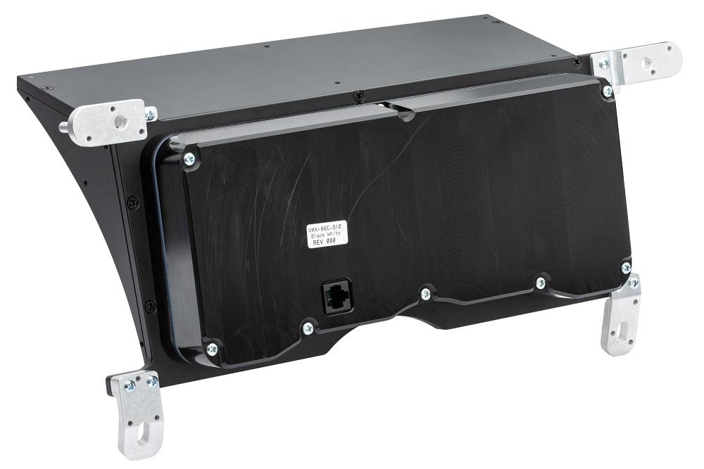 VHX-7886C-S10C-MAL Back of System